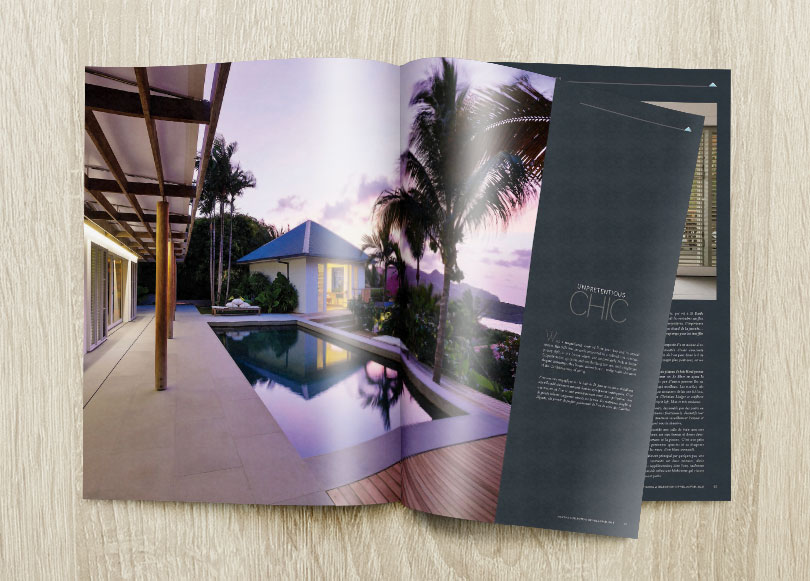 La brochure 2015 de l 39 immobilier est disponible sibarth for Interieur chic haiti