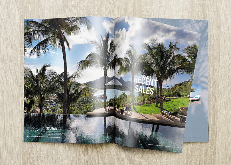 Sales Brochure 2017 by Sibarth Real Estate - St Barts - Recent Sales