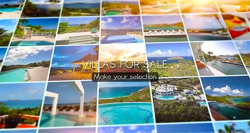 Villas for sale in St Barthelemy